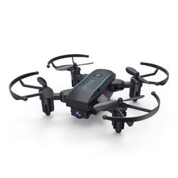 мини-камера wifi drone Скидка Mini Drone with 0.3MP Camera 2.4G RC Drone Toys for Children Professional FPV Wifi Micro Quadrocopter Headless Mode