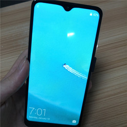2019 new phone ram 4gb Nuovo Mate 20 Pro Goophone 6.5inch Fingerprint da 1GB Ram 4GB Rom Mate20 64-Bit Quad Core Android sbloccato