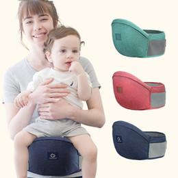 Ergonomischer sitz online-Hipseat Wrap Seat Conforto Rucksack für Babytrage Ergonomic Kangaroo Y190522