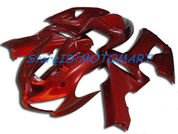Kits de carenagem zx6r 636 on-line-PRESENTES !! Carroçaria Para KAWASAKI ZX-636 NX ZX-636 05-06 600CC ZX 636 ZX 6R 2005 2006 ZX636 ZX6R 05 06 kit de Carenagem KM029