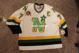 Cheap custom 1990-91 CCM Neal Broten Minnesota North Stars Stanley Cup  Jersey Mens Personalized stitching jerseys 89e933adb