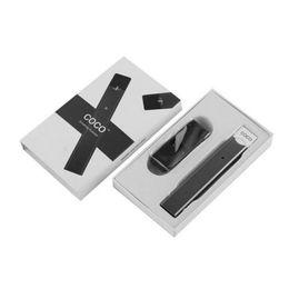 Canada COCO E-cigarette SMOKING Kit stylo vape V2 V3 Kit de démarrage ultra-portable 220mAh Kit de démarrage pour cartouche de vaporisateur Vapor Kit supplier e cigarette kits v3 Offre
