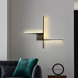 2020 salotti da salotto Nordic Living Room Legno Lampade da parete moderna LED Warm illuminazione Sconces Accanto Camera creativa parete Luce Accessori cucina sconti salotti da salotto