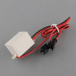 Führte notlichtregler online-Auto-Träger-LKW-2 LED Strobe Notfall Weiß 12V 5W Light + Controller-M8617