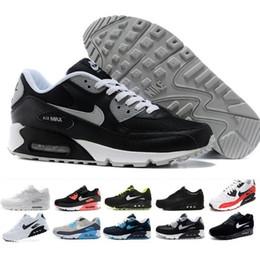 nike air max 90 airmax 2017 de alta calidad zapatillas de deporte Cojín 90 KPU hombre para mujer clásico 90 zapatos casuales zapatillas de deporte zapatillas de deporte hombre desde fabricantes