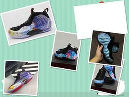 nuovi anni di tessuto Sconti 2019 uomini CINESE CAPODANNO Penny Hardaway Multi-Color multicolore scarpe sportive colourway AO7541-006 drop shipping
