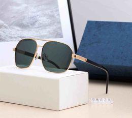 2019 kreisglas sonnenbrille Verfärben Sie Glaslinsen-Sonnenbrille-Mann-Frauen-Kreis-Sonnenbrille-Designer-Qualitäts-Eyewear-Schutzbrillen-Spiegel mit Brown-Fall-Sonnenbrille GG98020 rabatt kreisglas sonnenbrille