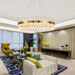 PENZHEN Modern Kristal Avize Oturma Odası Için Altın LED Lustres De Cristal Ev Dekorasyon Asılı Aydınlatma Armatürleri nereden sıcak ev elbisesi tedarikçiler