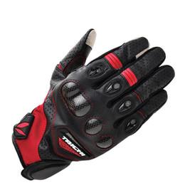 Мотоциклетные перчатки онлайн-RST 417 Mesh Velcocity Gloves Bike MX Внедорожный велосипед Мотокросс Уличные мотоциклетные перчатки