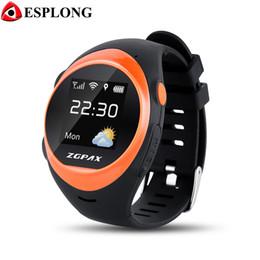 Смарт-часы ZGPAX S888 GPS Smartwatch телефон SOS фунтов Wi-Fi найдите анти падения сигнализации дистанционного часы безопасности для детей Дети supplier zgpax watch phone от Поставщики телефон для часов zgpax