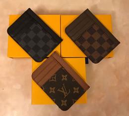 Diseño clásico para hombre Titular de la tarjeta de crédito informal Titular de la tarjeta de crédito de alta calidad Hiqh Ultra Slim Bolso para hombre llavero de la mujer desde fabricantes
