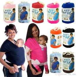 Porte-bébé d'allaitement en Ligne-PrettyBaby 2016 Multifonctionnel Infant Allaitement Sling Bébé Stretchy bébé Wrap Carrier Sac À Dos Sac enfants Allaitement Coton Hipseat