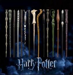 41 Estilos de Harry Potter varinha mágica Props Hogwarts Harry Potter Series Magic Wand Harry Potter mágico varinha com caixa de presente 100pcs BY0137 de Fornecedores de dinheiro por atacado