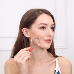 Épilateur pour le visage Idéal pour l'épilation rapide et facile, Épilateur manuel portable pour femme. Outil de beauté naturelle pour la lèvre supérieure ? partir de fabricateur