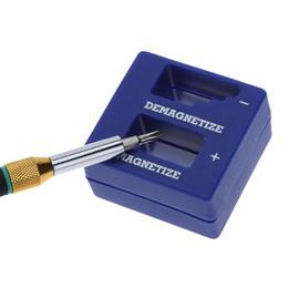 Argentina Herramienta de desmagnetización magnetizador de alta calidad destornillador magnético magnético juego de destornilladores desmagnetizador Suministro