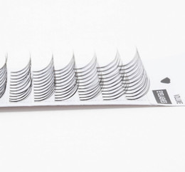 I fan dei prezzi online-Seashine 1Tray 4D Russo Volume Premade Fans Breve Stelo Ciglia Estensione Prezzo All'ingrosso Personalizzato Logo Volume Lashes Per La Spedizione Gratuita