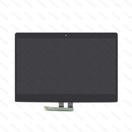 2019 lenovo ideapad s Display LCD Painel de Vidro da Tela de Toque Assembléia Para Lenovo Ideapad 710 S Plus-13IKB 80YQ0002US 80YQ0005US 80YQ0006US 80YQ0007US lenovo ideapad s barato
