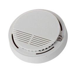 Fumatori online-Sistema wireless senza fili per rilevatori di fumo Home Security Sistema di allarme antincendio