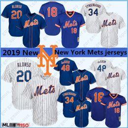 keith hernandez jersey Rabatt 48 Jacob deGrom Mets Baseball-Shirts für 18 Darryl Strawberry 16 Dwight Gooden 34 Noah 17 Keith Hernandez 52 Yoenis Céspedes Top-Qualität Jersey