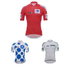 apenas de bicicleta Desconto única 2018 La Vuelta spain 4 cores camisola de ciclismo verão maillot bicicleta respirável roupas MTB manga curta bicicleta Ropa Ciclismo