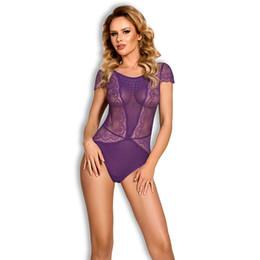 Мода сексуальное женское белье сексуальный цельный костюм для элегантной леди привлекательным боди-шейпинг нижнее белье искушение кружева перспектива сексуальный набор от
