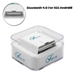 ELM327 Viecar Bluetooth 4.0 OBDII OBD2 Adaptador de Herramienta de Diagnóstico Para Android IOS 2019 Nuevo Arival Venta Caliente Dropshipping desde fabricantes