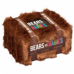 Partes profesionales online-Tarjetas de juego de tarjetas de osos y bebés Tarjeta de juego de explosión Juegos de piezas Pro envío gratis DHL G901