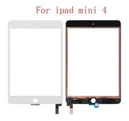 2019 mini obiettivo ipad Touch Screen sostituzione del pannello del convertitore analogico per iPad mini 4 DHL di spedizione libero