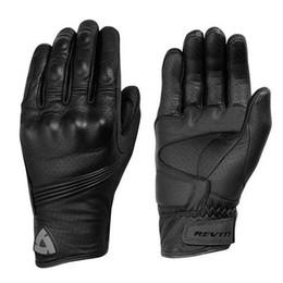 Водонепроницаемые перчатки для мотоциклов онлайн-Спорт на открытом воздухе велосипед перчатки REVIT Racing сенсорный экран водонепроницаемые перчатки мотоцикл ATV спуск Велоспорт езда перчатки из натуральной кожи