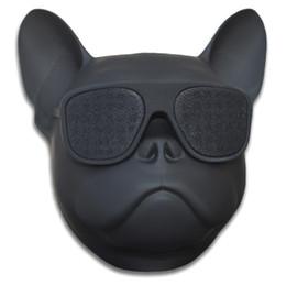 Haut-parleur tactile bluetooth portatif en Ligne-Haut-parleur nano sans fil Bulldog haut-parleur extérieur Bluetooth haut-parleur portable haut-parleur multifonctions tactile