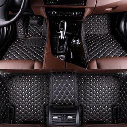 carro volkswagen touareg Desconto tapetes especiais de andar de carro personalizado em 3D para Volkswagen Modelos de golfe polo Tiguan Passat ajuste jetta touran touareg VW Phaeton Bcarpet mat