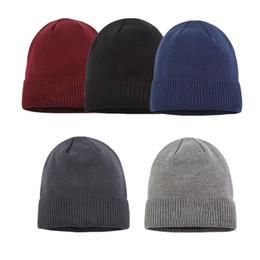Marca de gorra hombre corriendo online-Brand UA Beanies Unisex Knit Winter Hats Designer Kniting Skull Cap Hombres Mujeres Deportes Esquí al aire libre Running Snood Hats Hip Hop Cap C72603