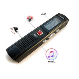 2019 flash player mp3 Hot usb flash disk gravador de voz digital gravador de voz do telefone ditafone para reuniões lições + mp3 player (sk013) flash player mp3 barato