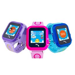 baby tracker child Coupons - DF27 Waterproof Children GPS Swim Phone Smart Watch Baby Watch SOS Call Location Device Tracker Kids Safe Anti-Lost Monitor Smartwatch