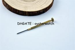 stifte für bands ansehen Rabatt Entfernen Sie das Armband des Uhrarmbands, den Verbindungsstift, den Federstegentferner. Das Uhrmacherwerkzeug zum Entfernen des Reparaturwerkzeugs