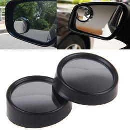 2019 vw cc fibre de carbone Nouvelle voiture Vue arrière Miroir grand angle Blind Spot Sécurité Convex Parking Miroirs DHL Livraison gratuite