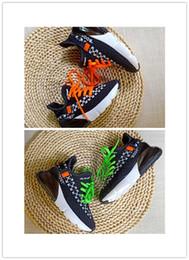 Chaussures de sport d'été pour enfants en Ligne-NIKE AIR MAX shoes chaussures de sport en plein air Boost enfants garçons filles baskets été enfants chaussures bébé Toddler respirant chaussures de course haute quanlity XXP11