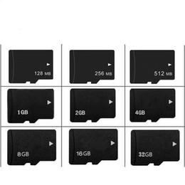 Piccoli monitor online-50 pz / lotto Piccola Capacità C4 512 MB Micro SD Card TF Flash Memory Card per Smartphone Camera Tablet PC GPS Speaker Monitoring Drone