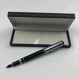 negócio em casa grátis Desconto High-end preto MB caneta escritor Jules Verne edição limitada caneta caneta de tinta escritório de negócios papelaria entrega em domicílio livre