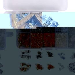 4 Pares de Aretes de clip parece perforado hallazgos