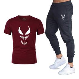 Hot Sex Männer Sets lustige JEDI schwarz Baumwolle Herren T-Shirt + Hosenanzug Turnhallen Fitness Hipster Hip Hop Männer Marke Set 2PC Top von Fabrikanten