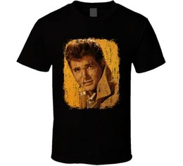 95dffab2b1d T Shirt Casual Michael Landon 70s Celebrity Icon Sexy Vintage Worn Look  Short Sleeve Men Fashion 2019 Crew Neck Tee Shirts
