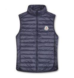 Piuma giù gli uomini della maglia online-Stilista di alta qualità Inverno uomo e donna giù giubbotto classico piumino giacca di lana giacche casual da donna