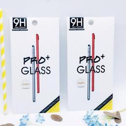 Leere kleinpaket box pack tasche premium gehärtetem glas 9 h displayschutzfolie für iphone xs max xr x 8 plus s7 egde s6 von Fabrikanten