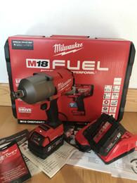 Milwaukee M18ONEFHIWF34-502X 18v Li-Ion Fuel 3 / 4in Impact Wrench da