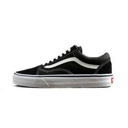 e9511f43b95 2019 chaussures de club pour homme 2019 Vans Old Skool Casual SK8 LE MUR  Chaussures Toile