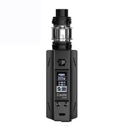 Bateria mini vap pen on-line-Geekvape Aegis Mini 80W Kit cigarro 2200mAh 510 Tópico Vape bateria 5.5ml Kits tanque vaporizador Pen