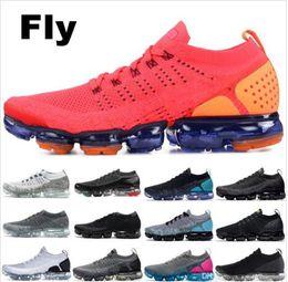 Обувь нового стиля для мужчин онлайн-2019 Летний Новый Стиль Fly 2.0 Работает Desiger Обувь Для Мужчин Кроссовки Женщины Спортивные Тренеры Обувь Corss Пешие Прогулки Бег Прогулки На Открытом Воздухе Обувь