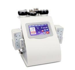 2019 Medical New Model 40k Ultraschall Fettabsaugung Kavitation 8 Pads Laser Vakuum RF Hautpflege Salon Spa Abnehmen Maschine Beauty Equipment von Fabrikanten