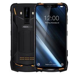 Kortex telefon online-Doogee S90 Rugged Phone wasserdichter staubdichte Shockproof 6,18 Zoll Schirm Android 8.1 MTK6771 (P60) 4 * Cortex-A73 2.0GHz + 4 * Cortex-A53 2.0GHz